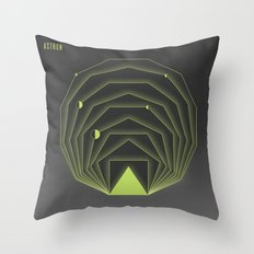 Astron Throw Pillow