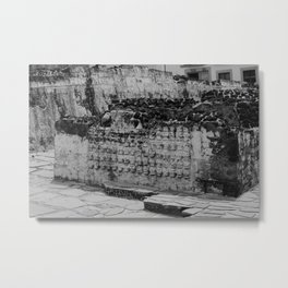 Ruins and Remains Metal Print
