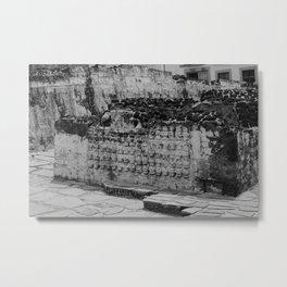 Ruins and Remains Metal Print
