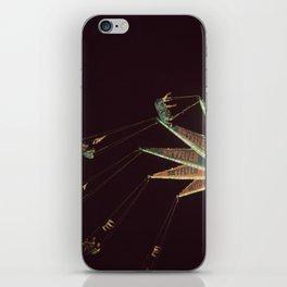 All the Pretty Lights - III iPhone Skin