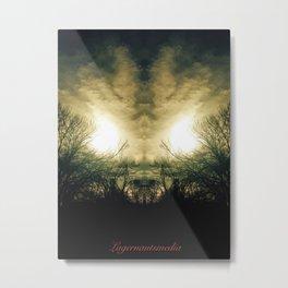ALIEN 1 - POST Metal Print