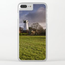 Stanford Mill Clear iPhone Case