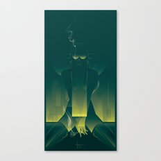 SCHMOKE Canvas Print