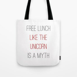 FREE LUNCH 1 Tote Bag