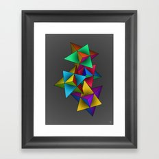 Aversion II Framed Art Print