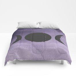 Triple Moon Goddess Comforters