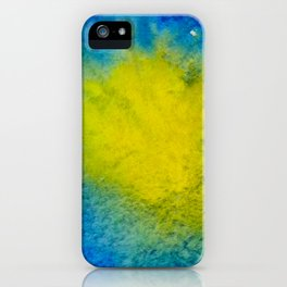Sea Mirrors The Moon iPhone Case