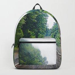 TRAIN TRACKS Backpack