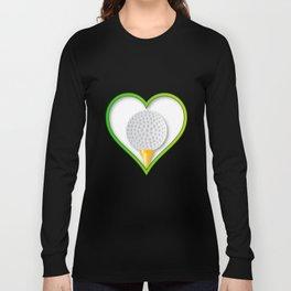Love Golf Long Sleeve T-shirt