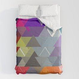 Triangle No. 3 Comforters