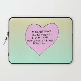 Bastard Heart (#3) Laptop Sleeve