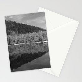 Lake Reflection Stationery Cards