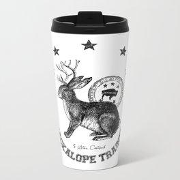 5 star certified jackalope trainer Metal Travel Mug