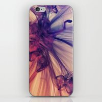 cosmos iPhone & iPod Skins featuring Cosmos by JR Schmidt