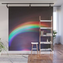 Rainbow Light Wall Mural