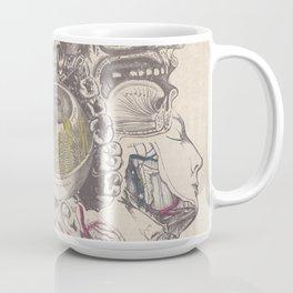 Anatomy Collage 3 Coffee Mug