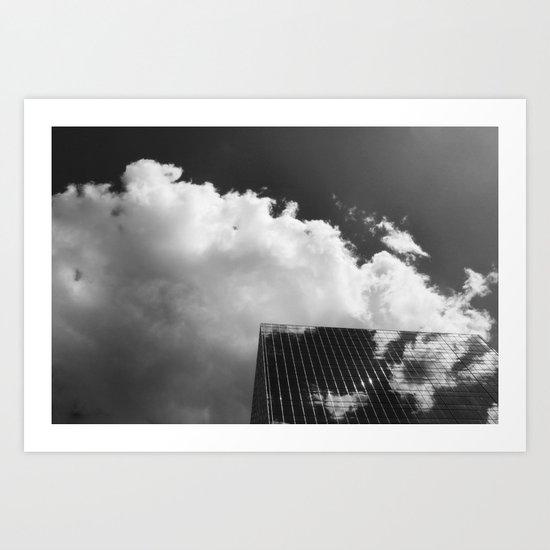 building-1 Art Print
