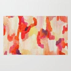 Rosa Watercolor Rug