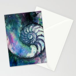Nature Music No.1D by Kathy Morton Stanion Stationery Cards