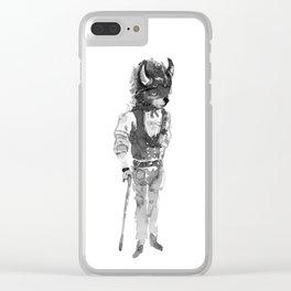 Yak Clear iPhone Case