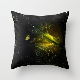 The Great Divide // Catharsis Throw Pillow