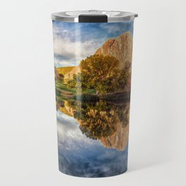 Colorful Colorado Travel Mug