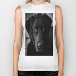 Loyalty  Black Lab  Biker Tank
