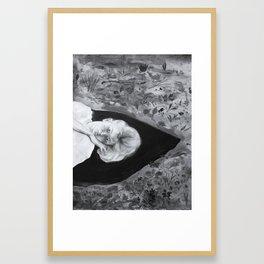 Helveo Framed Art Print