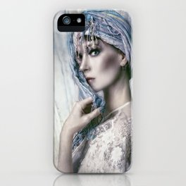 Opal Woman iPhone Case