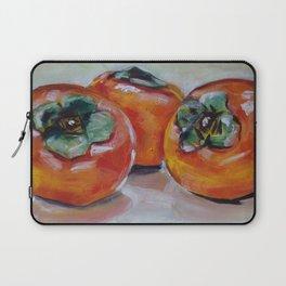 Food, fruit, persimmon, sweet, taste Laptop Sleeve
