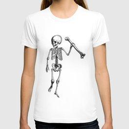 Skeleton of Social Justice T-shirt