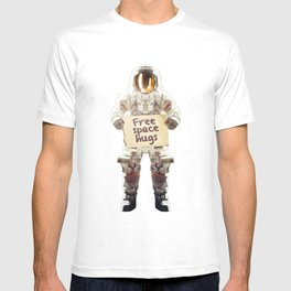 Space hugs T-shirt