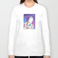 posters Long Sleeve T-shirts featuring Paris Posters - Napoleon by G_Stevenson