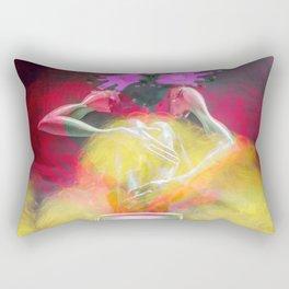 Till Death Do Us Apart Rectangular Pillow