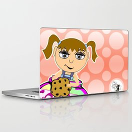 Alyssa from The Sweety Peas Laptop & iPad Skin