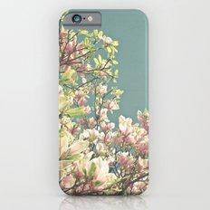 Magnolia in Bloom iPhone 6s Slim Case