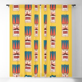 Nutcracker Army 01 (Patterns Please) Blackout Curtain
