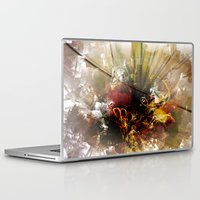 chaos Laptop & iPad Skins featuring Chaos by Digital-Art