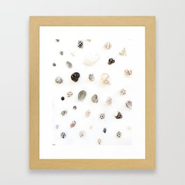 Lifestyle Background 04 Framed Art Print