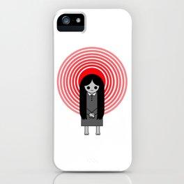 Creepy Cute Doll iPhone Case