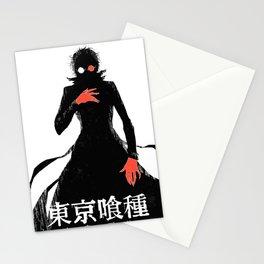 Kaneki Black Reaper Stationery Cards