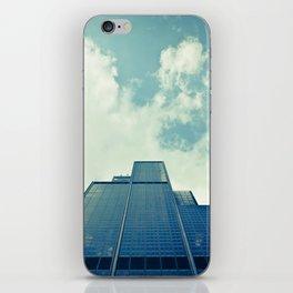 Inverted World iPhone Skin