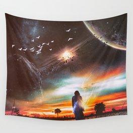 INFINITE WORLD #5 Wall Tapestry