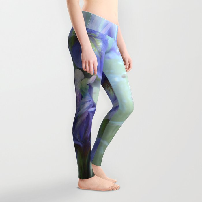 Imagine - Fantasy iris fairies Leggings