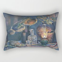 Sun Flower Etude Rectangular Pillow