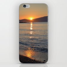 wait for tomorrow iPhone & iPod Skin