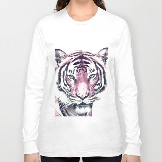 Animal ArtStudio 916D Tiger Long Sleeve T-shirt