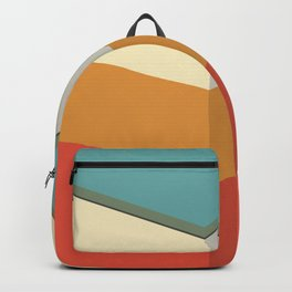 Modernist Angles Backpack
