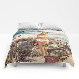 stay fresh Comforters