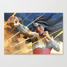 WonderWoman Canvas Print